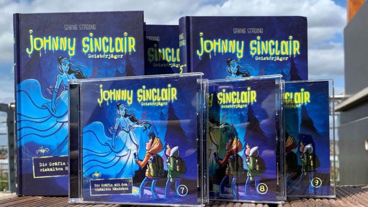 Johnny Sinclair Gewinnspiel Die Gräfin mit dem eiskalten Händchen