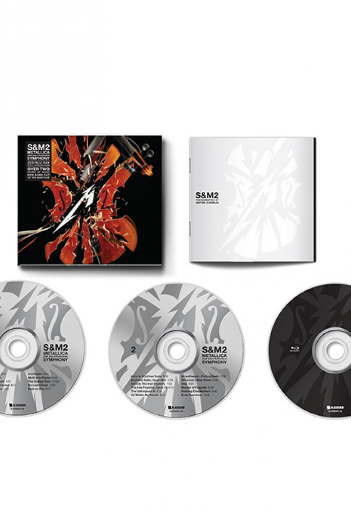 S&M2 2CD + BD