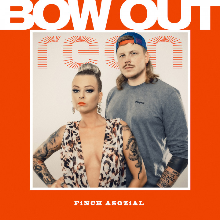 Reen - Bow Out Cover