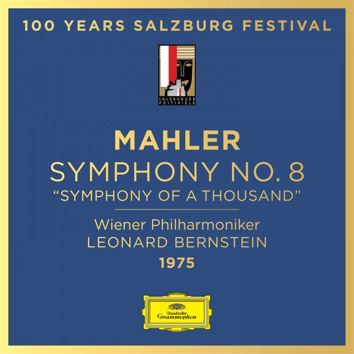 Mahler 8 Bernstein Cover 00028948392797