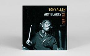 Tony Allen, Jetzt wieder im JazzEcho Shop - Allen trommelt Blakey