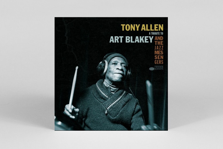 """Tony Allen - """"A Tribute To Art Blakey And The Jazz Messengers"""" (Vinyl-EP)"""
