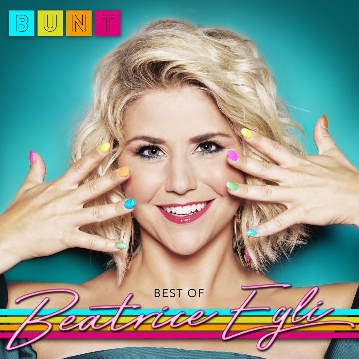 Beatrice Egli BUNT Cover