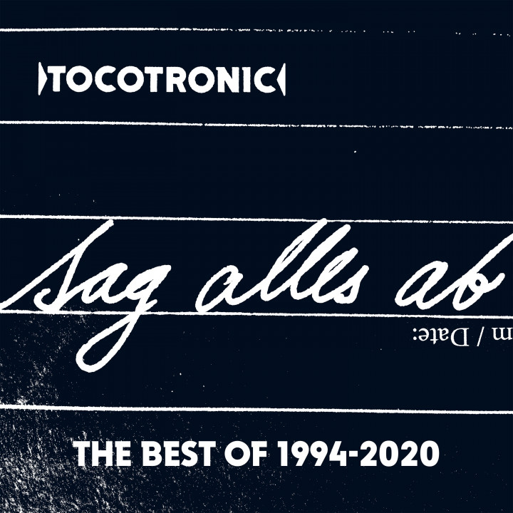 Tocotronic - Sag alles ab Cover