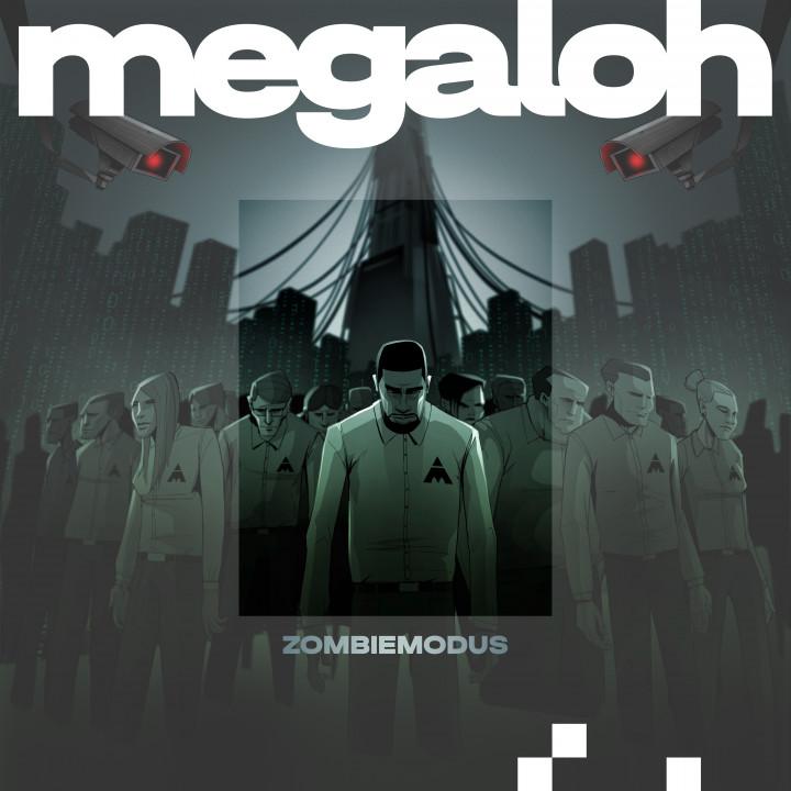 Megaloh -Zombie Modus - Cover