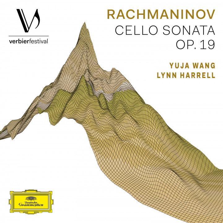 Rachmaninov Verbier Festival Cover