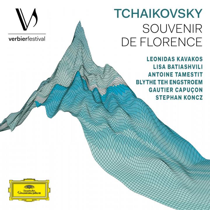 Tchaikovsky Verbier Festival Cover
