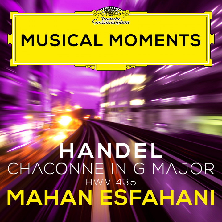 Handel: Chaconne in G Major for Harpsichord, HWV 435