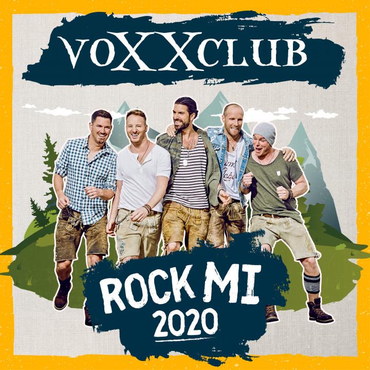Rock mi 2020 - Single Cover