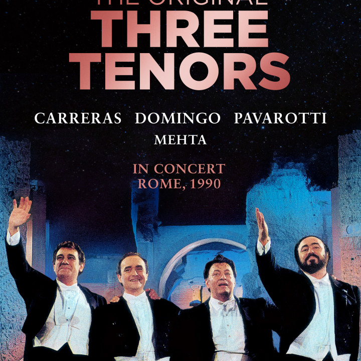 The Original Three Tenors 30th Anniversary Special Edition Digipack
