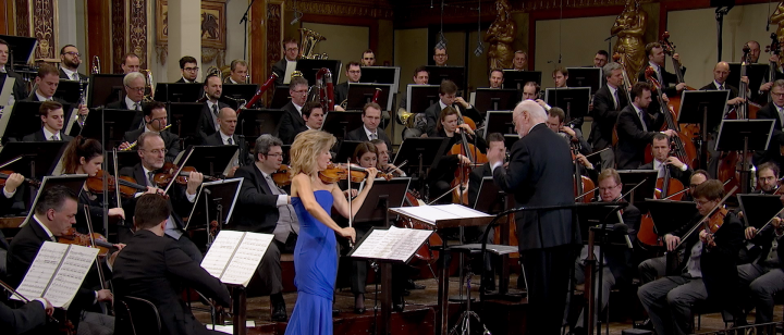"Williams: ""Devil's Dance"" aus ""The Witches of Eastwick (Wiener Philharmoniker)"