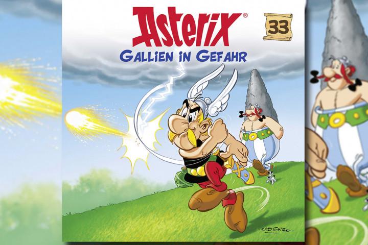 Asterix Gallien in Gefahr Newsbild