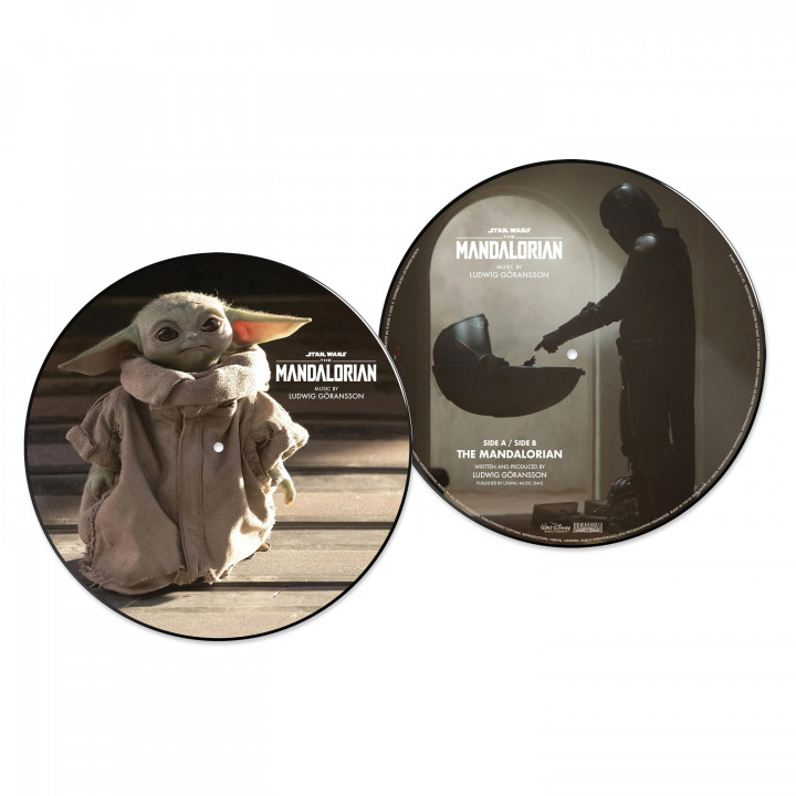"The Mandalorian (""Baby Yoda"" — Picture Disc)"
