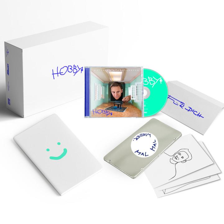 Hobby - Fanbox - Mock-up