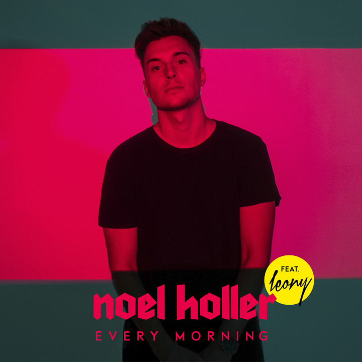 Noel Holler Every Morning Cover