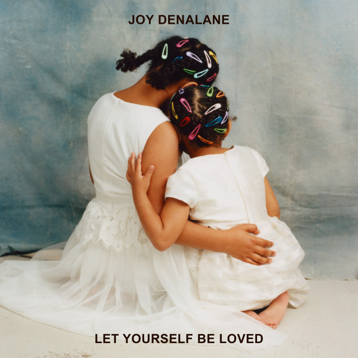Let Yourself Be Loved Cover