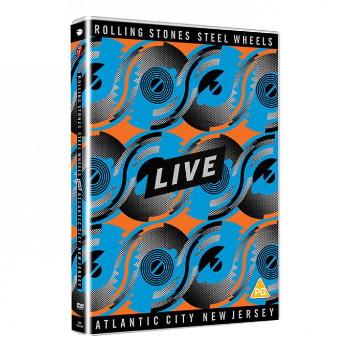 Steel Wheels DVD
