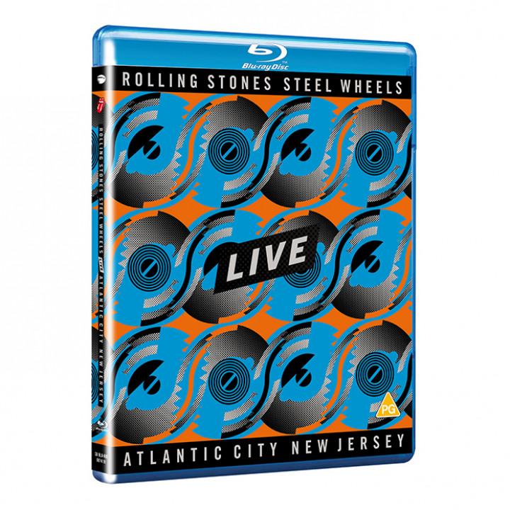 Steel Wheels Blu-ray