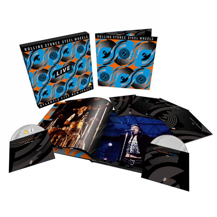 Steel Wheels 6 Disc Set