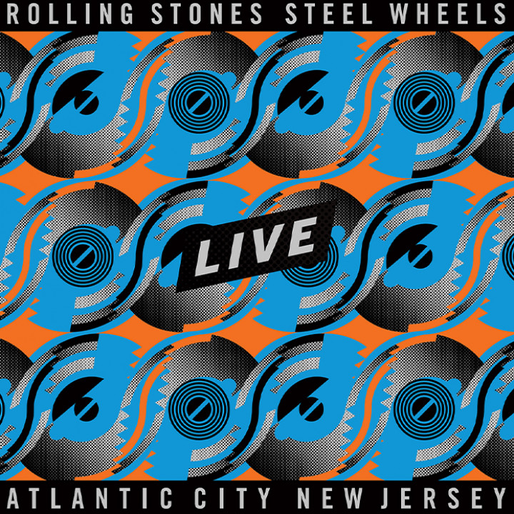 Steel Wheels Digi