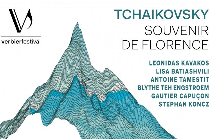 Live from Verbier Festival Tchaikovsky: Souvenir de Florence, Op. 70