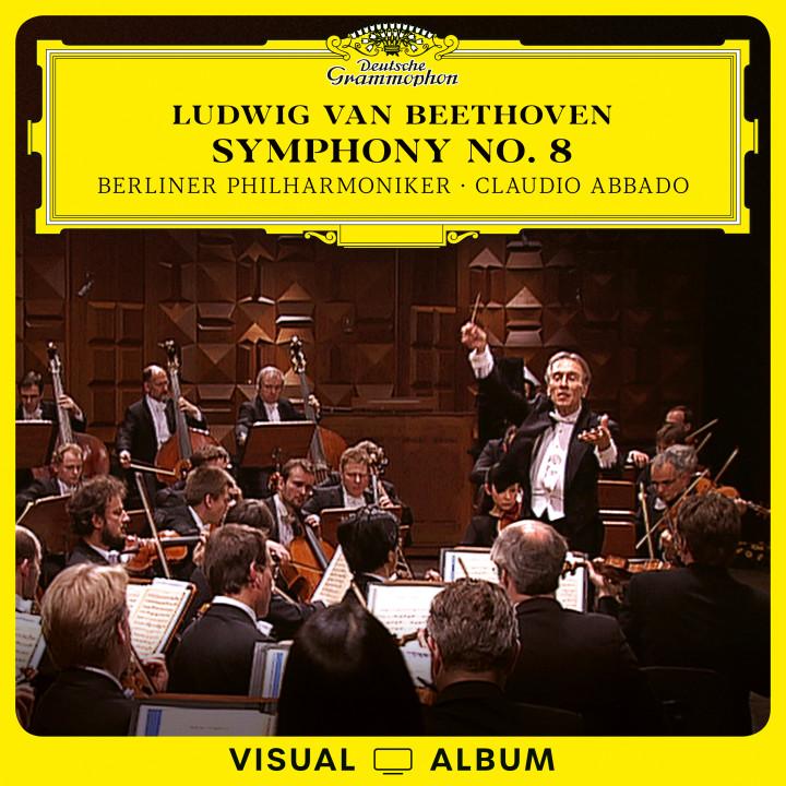 Abbado Beethoven Symphony 8 Cover