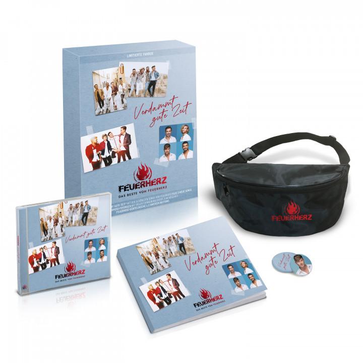 VERDAMMT GUTE ZEIT—Das Beste von Feuerherz (Ltd. Fanbox) - MockUp