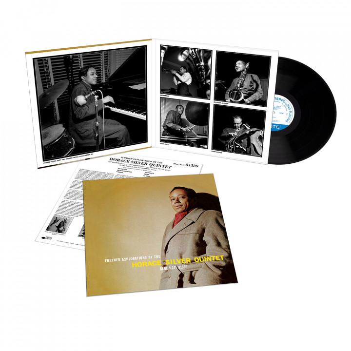 Horace Silver_Further Explorations_Tone Poet Vinyl