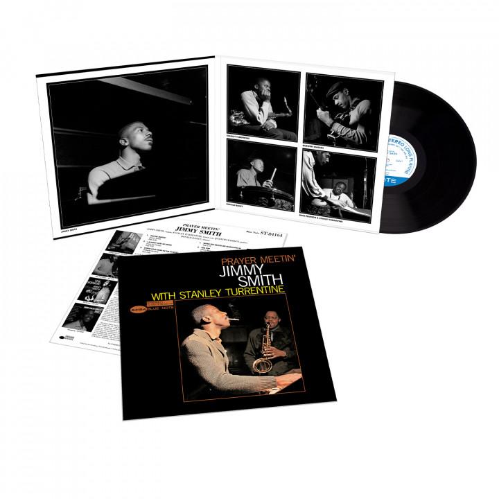 Jimmy Smith_Prayer Meetin'_Tone Poet Vinyl