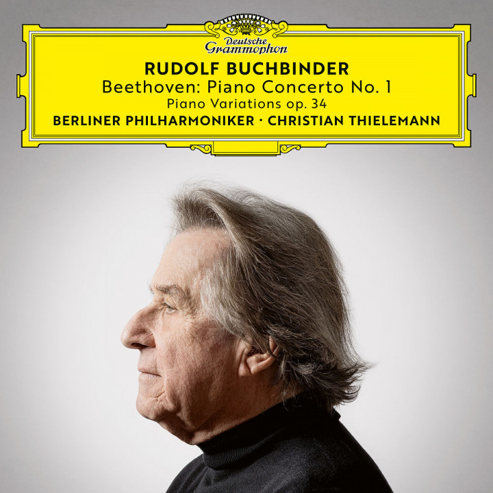 Beethoven: Piano Concerto No. 1, Op. 15; 6 Piano Variations in F Major, Op. 34