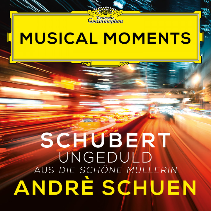 Andrè Schuen Musical Moments Cvr