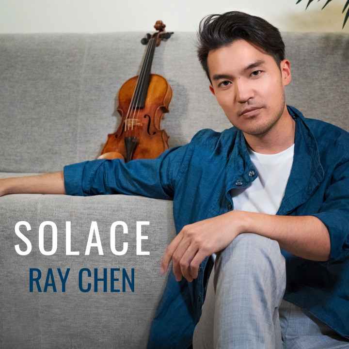 Ray Chen Solace Cvr