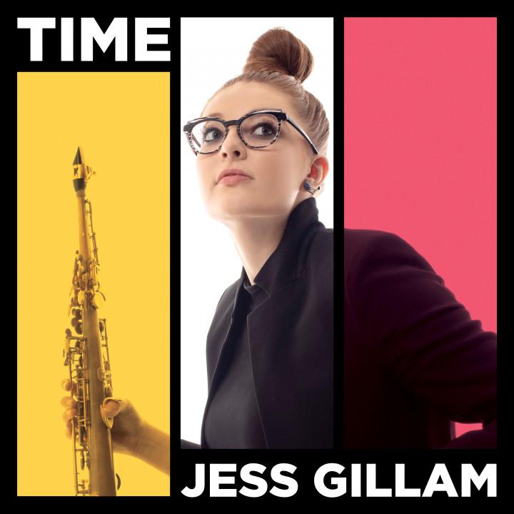 Jess Gillam Time CVR