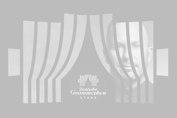 DG Stage - Yannick Nezet-Seguin mit Vorhang