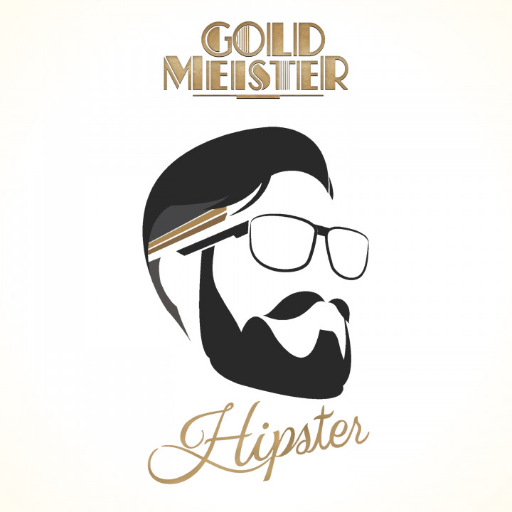 Goldmeister - Hipster (Single) - Cover