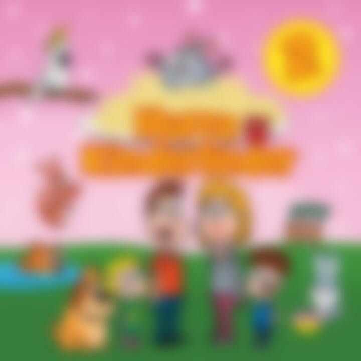 Hurra Kinderlieder 2 (Cover)