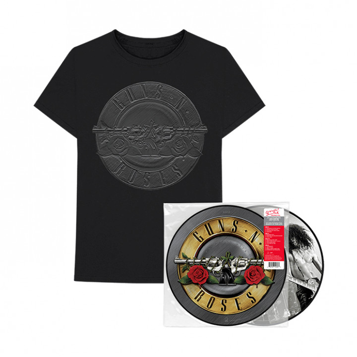 Greatest Hits Picture Disc + Shirt