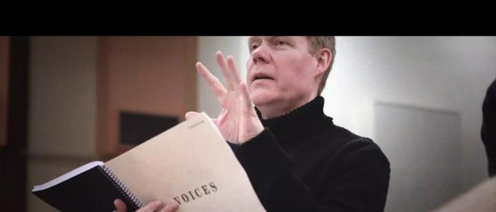 """Über die Entstehung von """"Voices"""""""