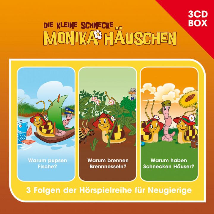 Die kleine Schnecke Monika Häuschen - Hörspielbox Vol. 5