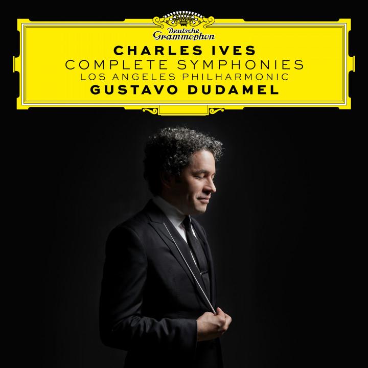 Gustavo Dudamel Charles Ives Complete Symphonies CVR