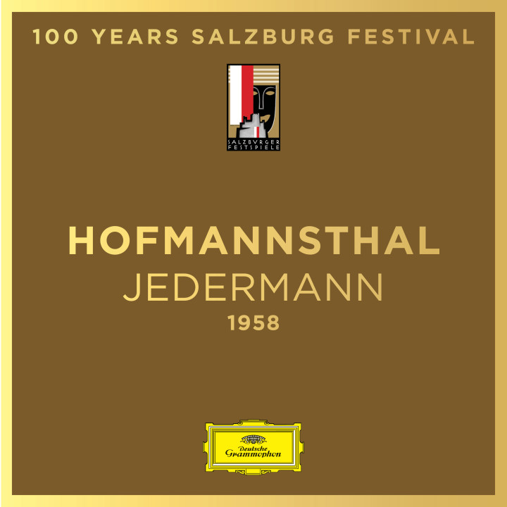 Hofmannsthal Jedermann 100 Years Salzburg Cover