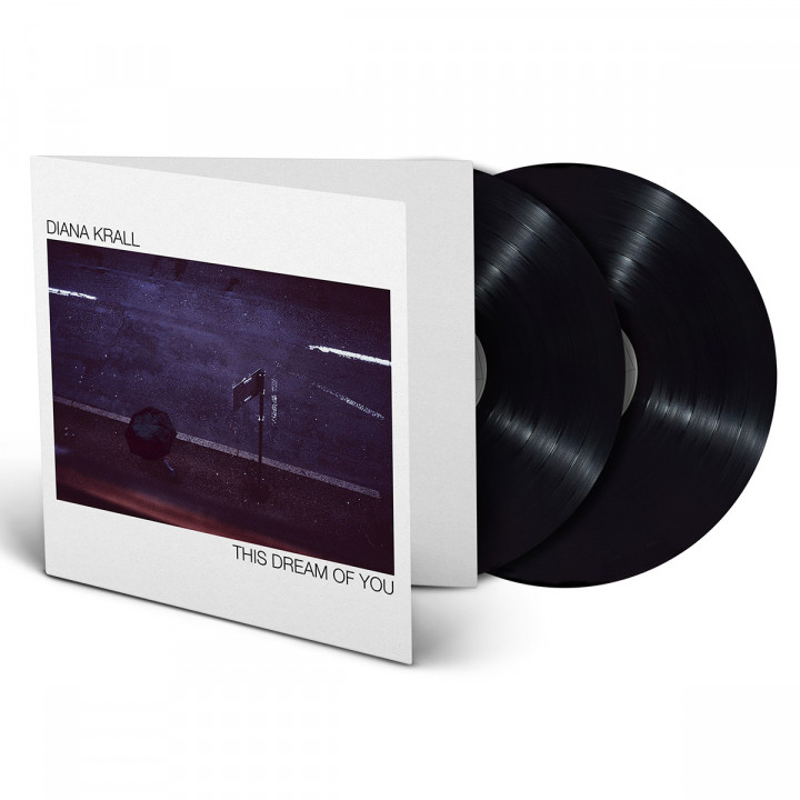 This Dream Of You - Diana Krall - LP Packshot
