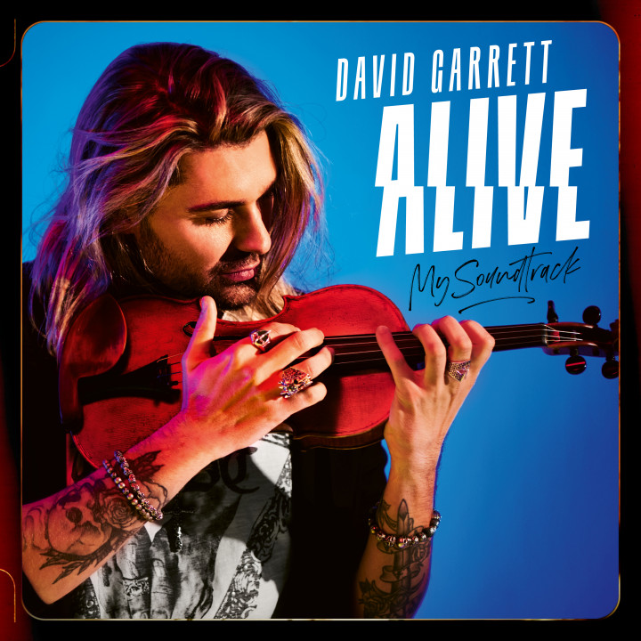 David Garrett - Alive My Soundtrack Cover