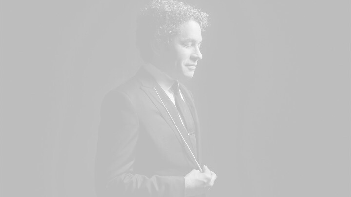 Gustavo Dudamel Header Charles Ives Complete Symphonies