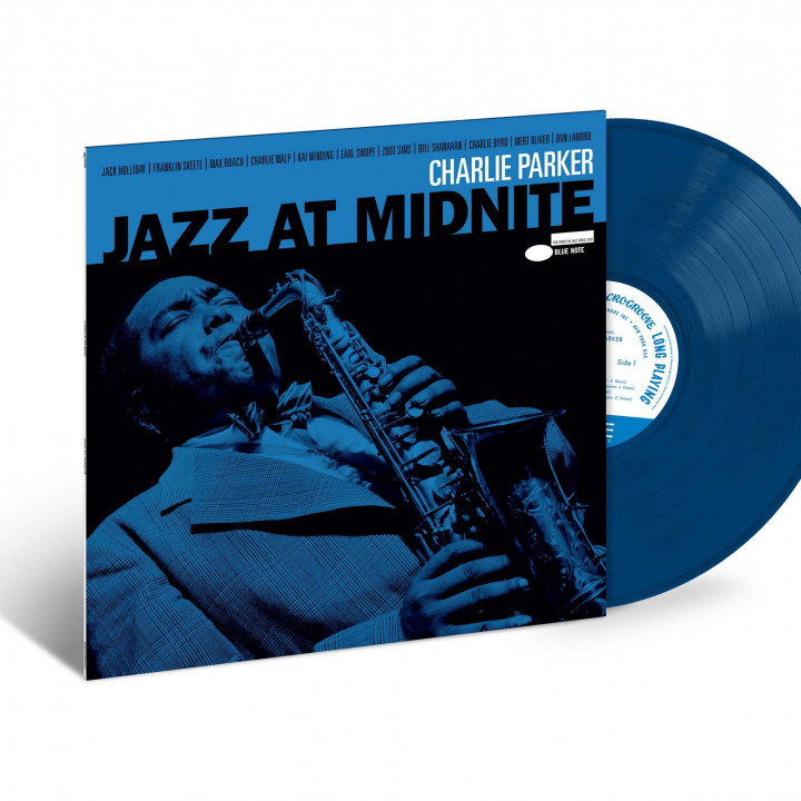 Charlie Parker - Jazz At Midnite Packshot