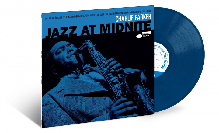 Charlie Parker - Jazz At Midnite: Live At The Howard Theatre  (Coloured LP - exklusiv für den Record Store Day)