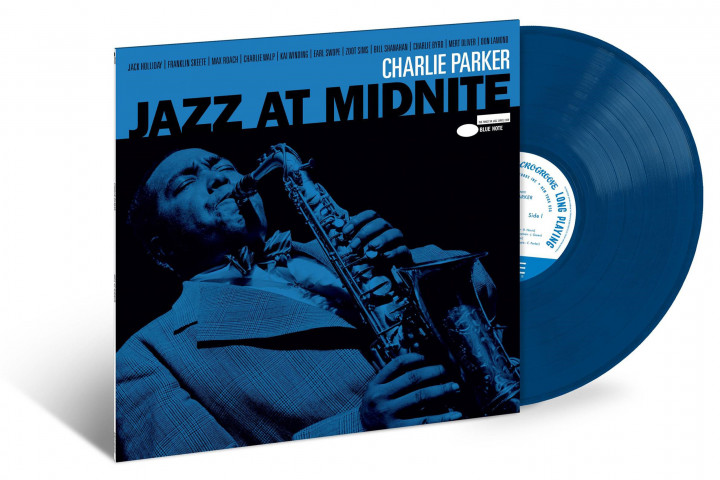 Charlie Parker - Jazz At Midnite: Live At The Howard Theatre  (Coloured LP - exklusiv für den Record Store Day)