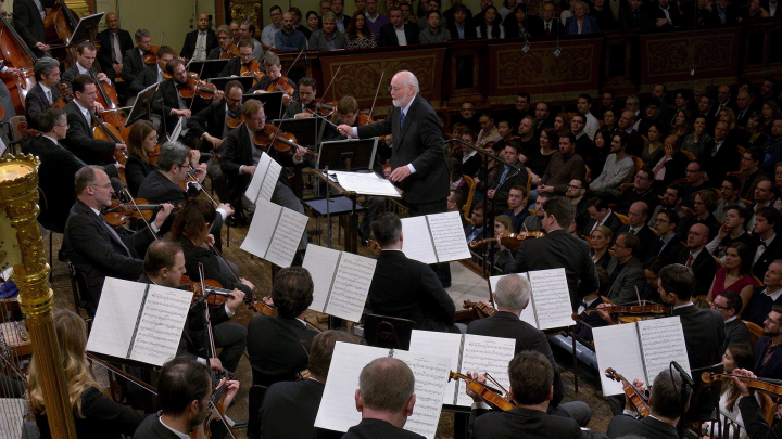 "Williams: ""Marion's Theme"" aus ""Indiana Jones"" (Wiener Philharmoniker)"