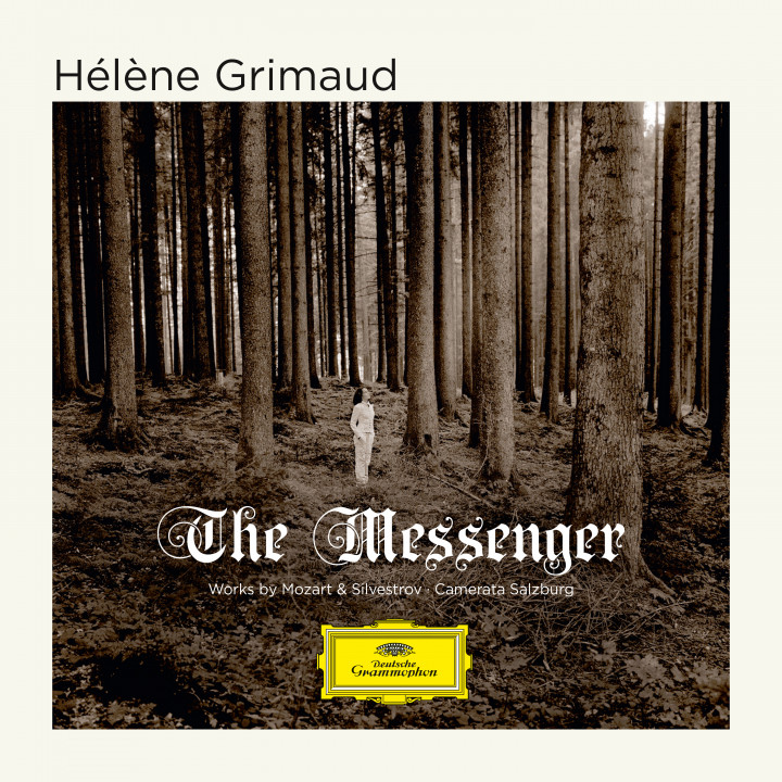 Hélène Grimaud - The Messenger