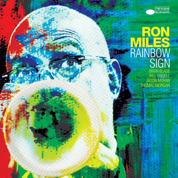 Ron Miles - Rainbow Sign - Cover